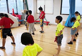 「カケル」は運動療育に特化した放課後等デイサービス