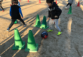 幼児サッカー